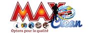 Nettoyage Industriel et PRO: MAX CLEAN Logo